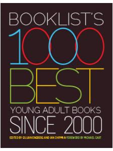 Image for Booklist's 1000 Best Young Adult Books since 2000