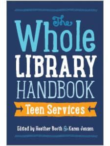 Image for The Whole Library Handbook: Teen Services