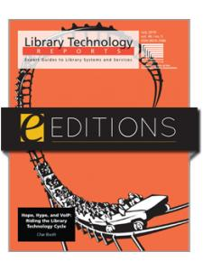 Image for Hope, Hype and VoIP: Riding the Library Technology Cycle--eEditions e-book