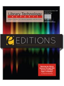 Image for Opening Up Library Systems through Web Services and SOA: Hype, or Reality?--eEditions e-book