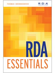 Image for RDA Essentials