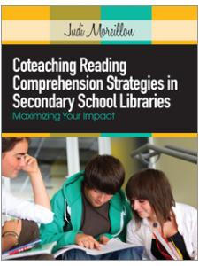book cover for Coteaching Reading Comprehension Strategies in Secondary School Libraries