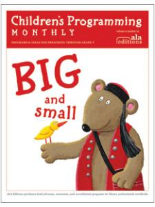 Image for Big and Small (Children's Programming Monthly, vol. 2/no. 12)
