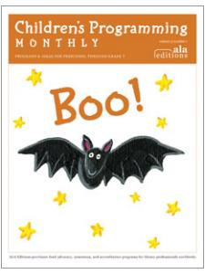 Image for Boo! (Children's Programming Monthly, vol. 3/no. 1)