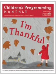 Image for I'm Thankful (Children's Programming Monthly, vol. 3/no. 2)