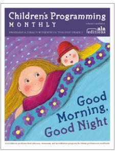 Image for Good Morning, Good Night (Children's Programming Monthly, vol. 1/no. 5)