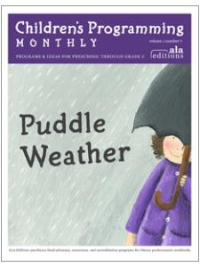 Image for Puddle Weather (Children's Programming Monthly, Vol. 1/No. 7)