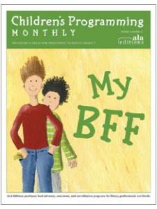 Image for My BFF (Children's Programming Monthly, vol. 3/no. 3)