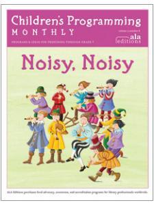 Image for Noisy, Noisy (Children's Programming Monthly, vol. 3/no. 8)