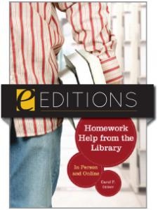 Image for Homework Help from the Library: In Person and Online--eEditions e-book