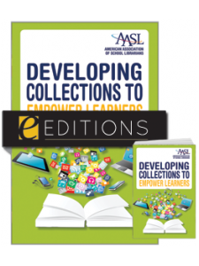 Image for Developing Collections to Empower Learners--print/e-book Bundle