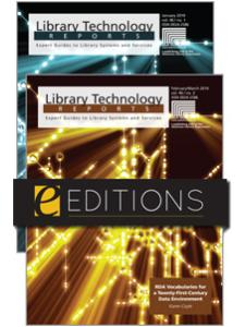 Image for Library Technology Reports, Understanding the Semantic Web and RDA Vocabularies--eEditions e-book