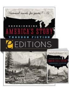 Image for Experiencing America's Story through Fiction: Historical Novels for Grades 7-12—print/e-book Bundle