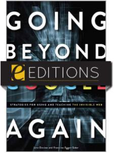 Image for Going Beyond Google Again: Strategies for Using and Teaching the Invisible Web—eEditions PDF e-book