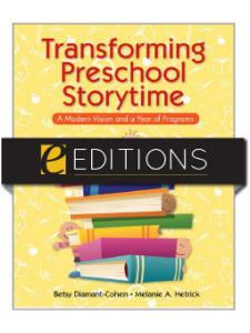 Image for Transforming Preschool Storytime: A Modern Vision and a Year of Programs—eEditions PDF e-book