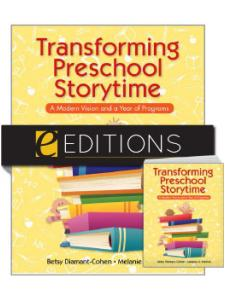 Image for Transforming Preschool Storytime: A Modern Vision and a Year of Programs—print/PDF e-book Bundle