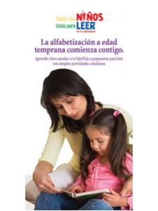 Image for Every Child Ready to Read, Second Edition Brochure--Spanish Version (pack of 100)