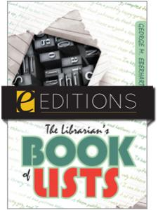 Image for The Librarian's Book of Lists--eEditions PDF e-book