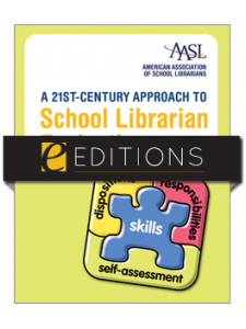 Image for A 21st-Century Approach to School Librarian Evaluation--eEditions PDF e-book