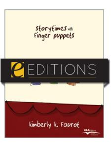 Image for Storytimes with Finger Puppets