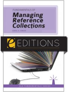 Image for Fundamentals of Managing Reference Collections--eEditions e-book