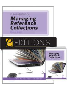 Image for Fundamentals of Managing Reference Collections--print/e-book Bundle