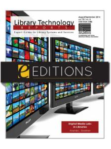 Image for Digital Media Labs in Libraries—eEditions e-book