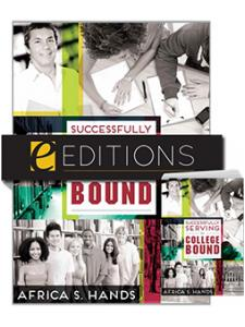 Image for Successfully Serving the College Bound—print/e-book Bundle