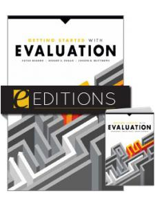 Image for Getting Started with Evaluation—print/e-book Bundle