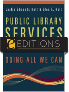 Image for Public Library Services for the Poor: Doing All We Can--eEditions e-book