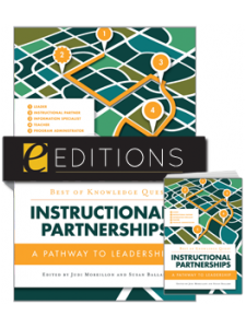 Image for Instructional Partnerships: A Pathway to Leadership--print/e-book Bundle
