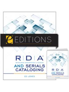 Image for RDA and Serials Cataloging--print/PDF e-book Bundle