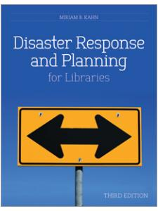 Image for Disaster Response and Planning for Libraries, Third Edition