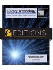 Image for Building the Digital Branch: Guidelines for Transforming Your Library Website--eEditions e-book