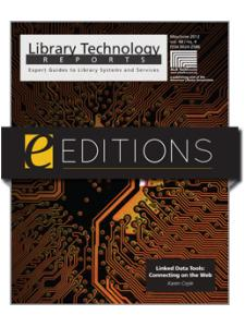Image for Linked Data Tools: Connecting on the Web--eEditions e-book
