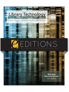 Image for Web Scale Discovery Services--eEditions e-book