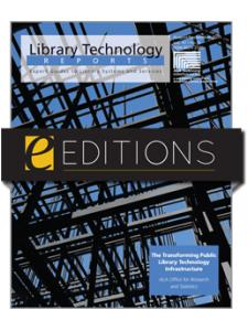 Image for The Transforming Public Library Technology Infrastructure--PDF e-book