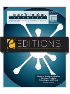 Image for Resource Sharing in Libraries: Concepts, Products, Technologies, and Trends--eEditions e-book