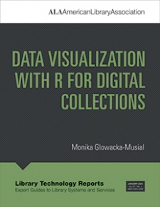 Image for Data Visualization with R for Digital Collections