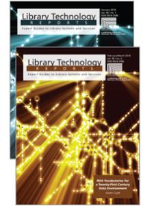 Image for Library Technology Reports, Understanding the Semantic Web and RDA Vocabularies: Two-Issue Set