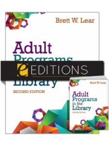 Image for Adult Programs in the Library, Second Edition—print/PDF e-book Bundle