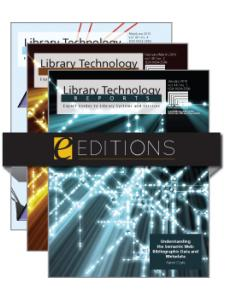 Image for Library Technology Reports, The Semantic Web and Libraries--eEditions e-book