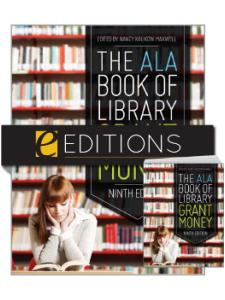 Image for The ALA Book of Library Grant Money, Ninth Edition—print/e-book Bundle