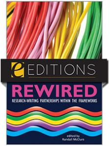 Image for Rewired: Research-Writing Partnerships within the Frameworks — eEditions PDF e-book