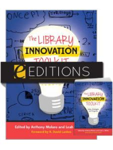 Image for The Library Innovation Toolkit: Ideas, Strategies, and Programs—print/e-book Bundle