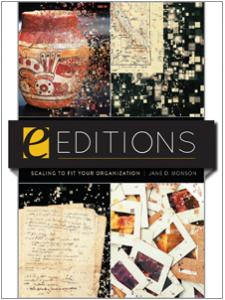 Image for Getting Started with Digital Collections: Scaling to Fit Your Organization—eEditions e-book