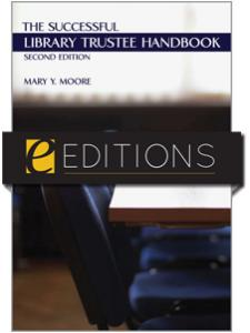 Image for The Successful Library Trustee Handbook, Second Edition--eEditions e-book