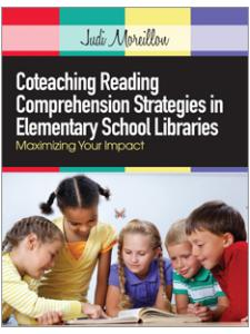 book cover for Coteaching Reading Comprehension Strategies in Elementary School Libraries