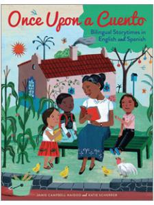 Image for Once Upon a Cuento: Bilingual Storytimes in English and Spanish