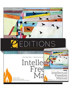Image for Intellectual Freedom Manual, Ninth Edition—print/e-book Bundle